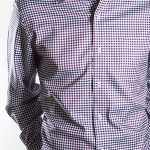 Fabric for Cotton Wrinkle-Free Shirts